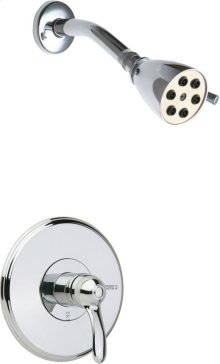 Tub and Shower Trim Kit with Shower Head