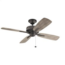 Eads Collection 52 Inch Eads Patio Ceiling Fan WZC