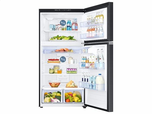 21 cu. ft. Capacity Top Freezer Refrigerator with FlexZone