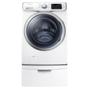 WF6300 4.5 cu. ft. Front Load Washer with SuperSpeed (White) Product Image