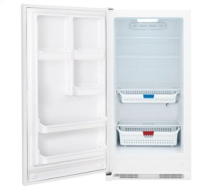 Frigidaire 16.6 Cu. Ft. 2-in-1 Upright Freezer or Refrigerator