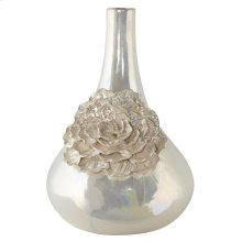Dahlia Luxe Fluted Vase