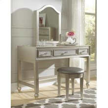 Li'l Diva Desk/Vanity with Stool
