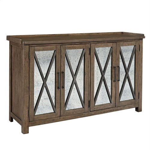 Sideboard w Antique Mirror