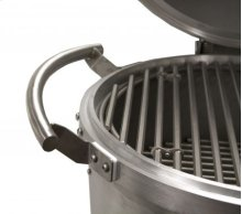 Stainless Steel Handles for the Blaze Kamado