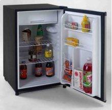 Model RM4589SS-2 - 4.5 CF Counterhigh Refrigerator - Black w/Stainless Steel Door