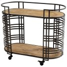 Banded About Bar Cart Product Image