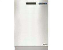 "Heritage 24"" Flush Dishwasher, Stainless Steel"