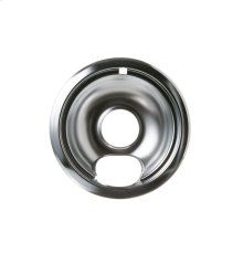 6 inch Chrome Drip Pan and Ring