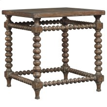 Balmanor End Table In Light Brown