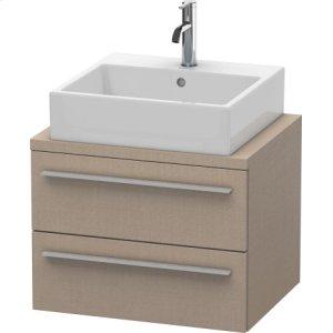 X-large Vanity Unit For Console Compact, Linen (decor)