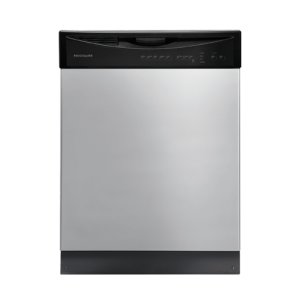24'' Built-In Dishwasher - SILVER MIST