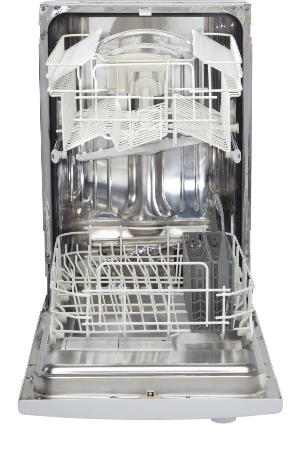 Ddw1801mw Danby Danby 8 Place Setting Dishwasher White
