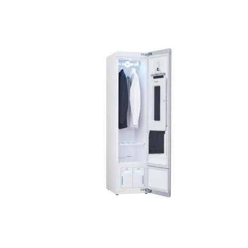 Styler - Refresh Garments in Minutes with Smart wi-fi Enabled Steam Clothing Care System
