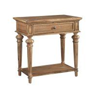 Wellington Hall Single Drawer Night Stand Product Image