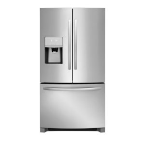 26.8 Cu. Ft. French Door Refrigerator - STAINLESS STEEL