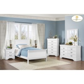Clearance - New  Full Sleigh Bed