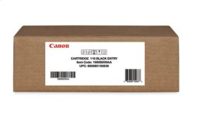 Canon Entry Cartridge 116 Black GENUINE Toner for imageCLASS Laser Printers