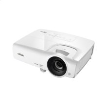 Full HD 1080P High Performance Widescreen portable projector with 3D Video Ready