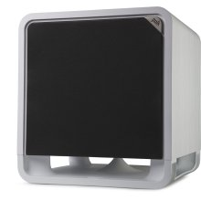 """12"""" Subwoofer with Power Port Technology in White"""