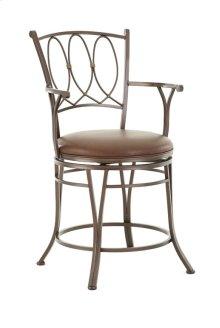 Beverly Swivel Bar Chair