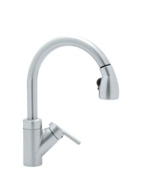 Blanco Rados With Pull-down Spray - Satin Nickel Product Image