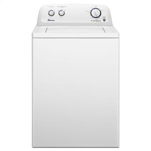 AMANA3.4 cu. ft. Top Load Washer with Load Size Options - white