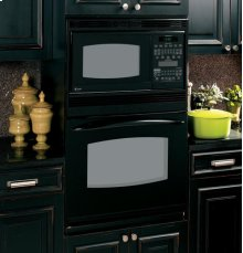 """GE Profile™ Series 30"""" Built-In Double Microwave/Convection Oven"""