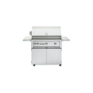 "Lynx36"" Freestanding Grill with ProSear & Rotisserie (L600PSFR)"