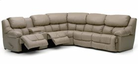 Marquise Reclining Sectional