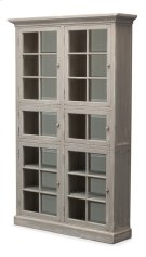 Glass Doors Bookcase Product Image