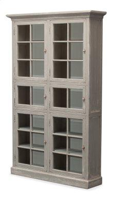 Glass Doors Bookcase