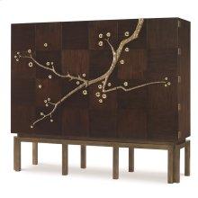 Cherry Blossom Cabinet - Walnut