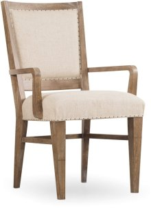 Studio 7H Stol Upholstered Arm Chair