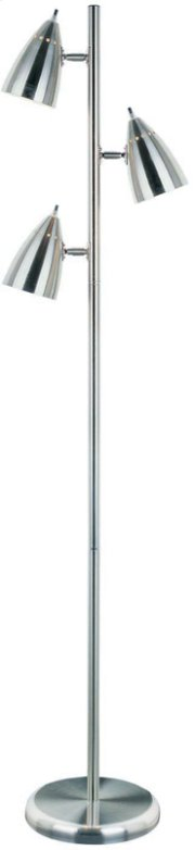 Floor Tree Lamp, W/3 Lites, Ps E27 Type A 60wx3 Product Image