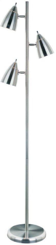 Floor Tree Lamp, W/3 Lites, Ps E27 Type A 60wx3