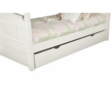 Trundle Drawer White