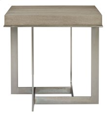 Mosaic End Table in Mosaic Dark Taupe (373)