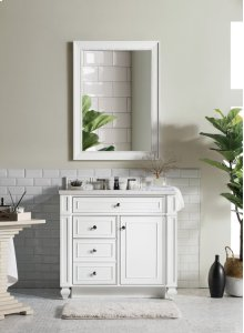 "Bristol 36"" Single Bathroom Vanity"