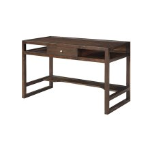 Turin - Desk Brown Wood