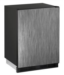 """1000 Series 24"""" Refrigerator/freezer With Integrated Solid Finish and Field Reversible Door Swing (115 Volts / 60 Hz)"""