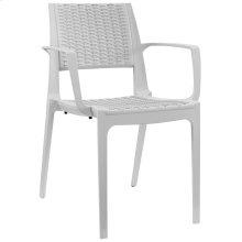 Astute Dining Armchair in Gray