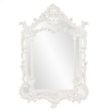 Arlington Mirror - Glossy White