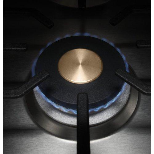 "Monogram 36"" Deep-Recessed Gas Cooktop (Natural Gas)"