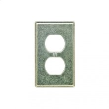 Outlet Cover Silicon Bronze Brushed