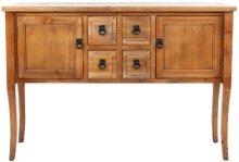 Dolan Sideboard With Storage Drawers - Brown Pine