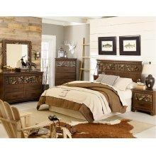 Standard Furniture 52950 Solitude Panel Bedroom set Houston Texas USA Aztec Furniture