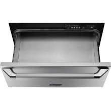 "Heritage 24"" Epicure Warming Drawer, Stainless Steel"