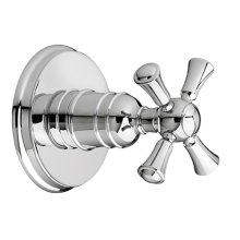 Randall 4/3 or 3/2 Diverter Valve Trim - Polished Chrome