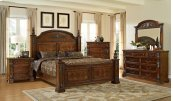 Orleans Panel Bed